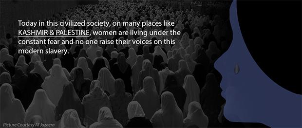 Opinion Piece on International Women\u0027s Day and Women of Kashmir