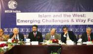 Seminar on  Islam and the West: Emerging Challenges and Way Forward