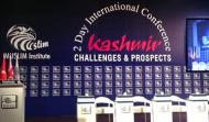 2 Day International Conference on Kashmir: Challenges and Prospects
