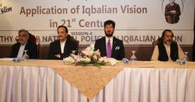 Two Day Conference on Appliacation of Iqbalian Vision in 21st Century 4th Session