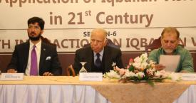 Two Day Conference on Application of Iqbalian Vision in 21st Century 6th Session