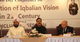 Two Day Conference on Application of Iqbalian Vision in 21st Century 7th Session