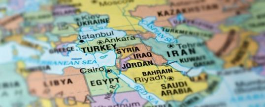 Online Debate The present day turmoil in the Middle East & North Africa has it