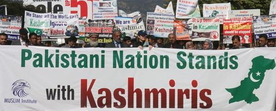 A Walk on Kashmir Solidarity Day on 5th Feb 2020