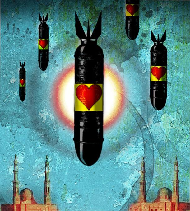 Humanitarian Bombs