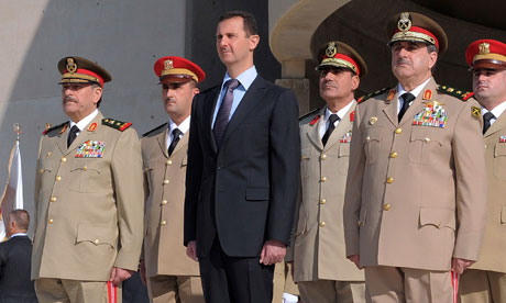 Assad Regime