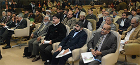 Photos of Seminar on Current Challenges of Pakistan and Vision of Quaid-e-Azam