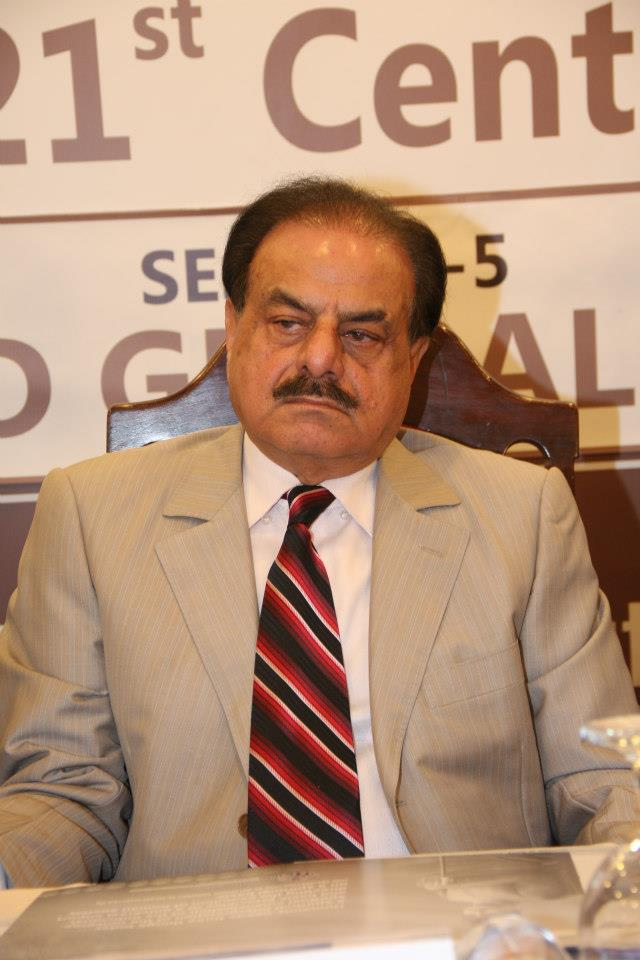 Hameed Gul - up to date information