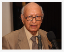 Senator S. M. Zafar